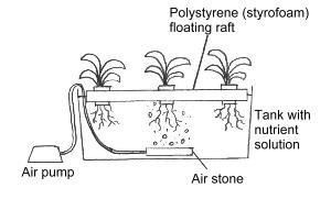 Schema di floating system