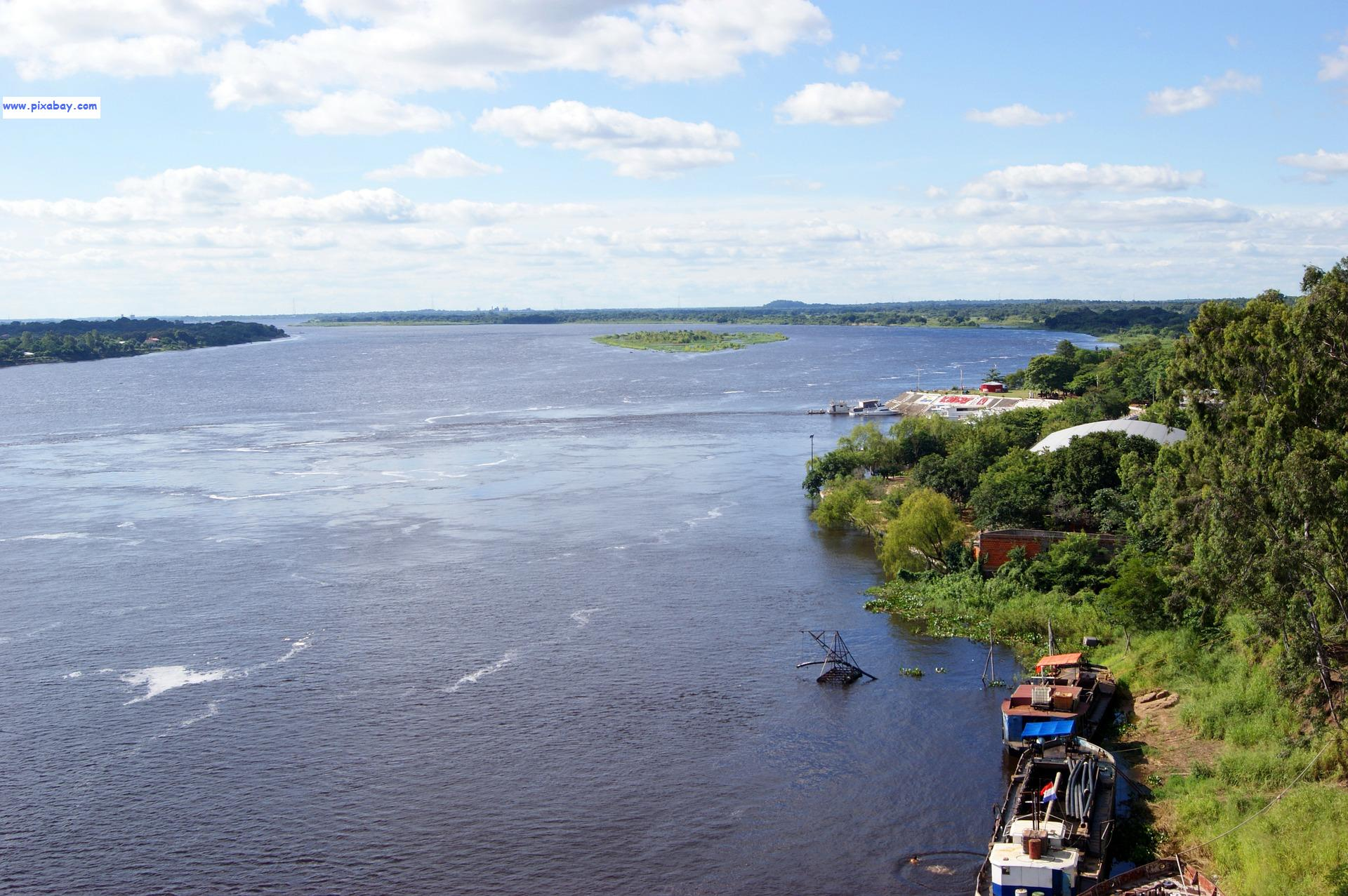 Fiume Paraguay